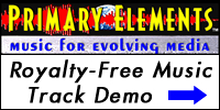 Royalty-Free Music Track Demo by PrimaryElements.com