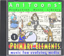 AniToons-1 Royalty-Free CD Download Library
