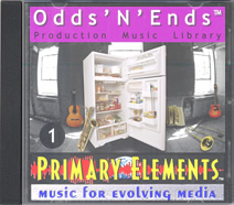 Odds'N'Ends-1 Royalty-Free CD Library