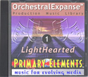 LightHearted-1 Royalty-Free CD Download Library