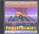 SuspenseThriller-1 Royalty-Free CD Download Library