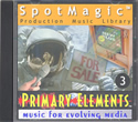 SpotMagic-3 Royalty-Free CD Download Library