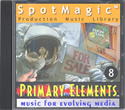 SpotMagic-8 Royalty-Free CD Download Library