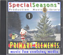 SpecialSeasons-1 Royalty-Free CD Download Library