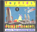 ToyKids-1 Royalty-Free CD Download Library